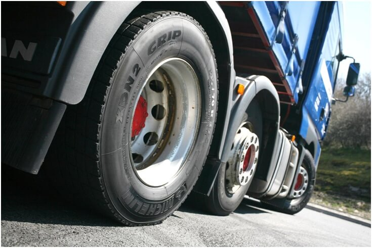 Repair your semi-truck tires on numerous occasions